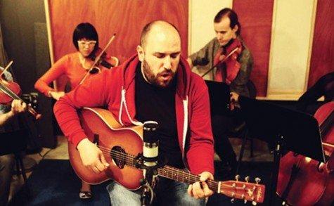 """Volume 1″ by David Bazan  & The Passenger String Quartet"