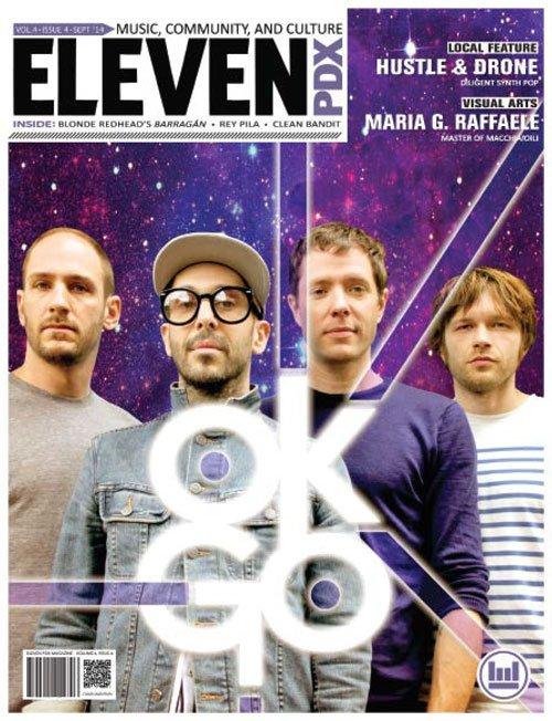 Eleven PDX Magazine September 2014