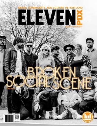 Eleven PDX 7.5 - October 2017