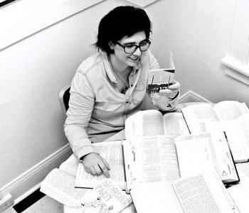 Portland Writer Lizzy Acker