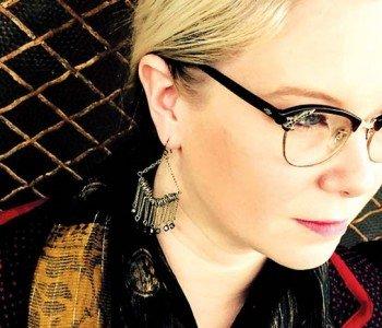 Portland poet Leah Noble Davidson
