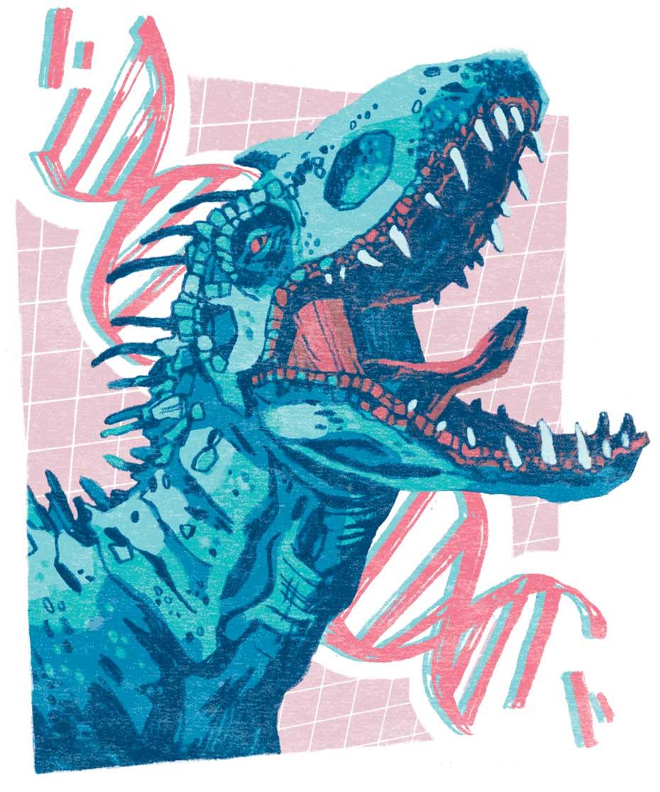 Illustration by Drew Bardana