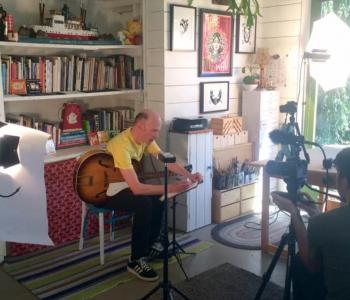 Video Premiere: Chris Ballew Artist Profile