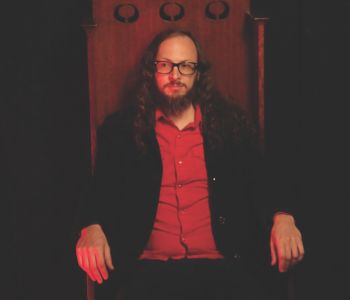 Portland writer and musician Nathan Carson