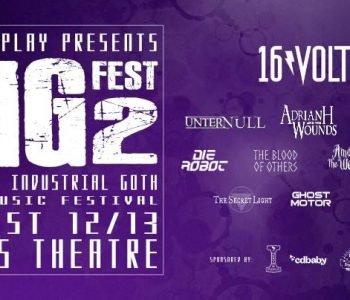 Portland Industrial and Goth Festival