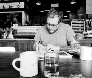 Portland Writer Zachary Schomburg