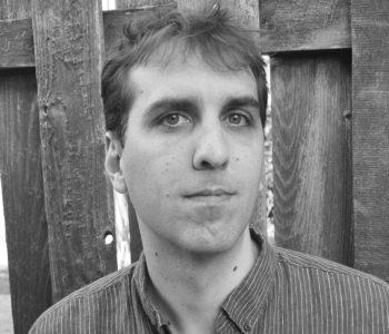 Portland poet Carl Adamshick