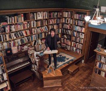 Portland Bookseller Craig Florence