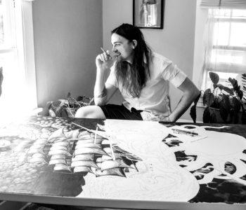 Portland Artist Jesse M. Ellis