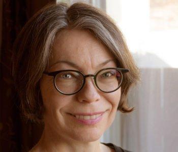 Portland author Julia Stoops
