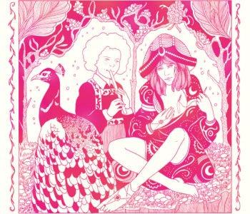 """Bon Voyage"" by Melody's Echo Chamber"