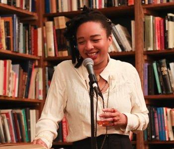 Portland Poet Jamondria Harris
