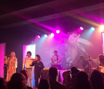 Superorganism @ Wonder Ballroom 8/30/18
