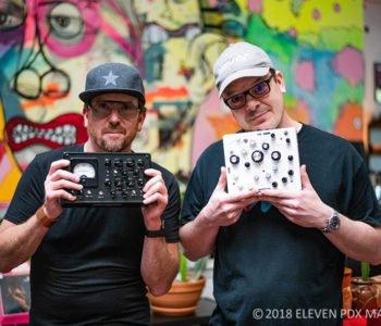 Modular8's Phillip Berryhill & Steve Westbrook