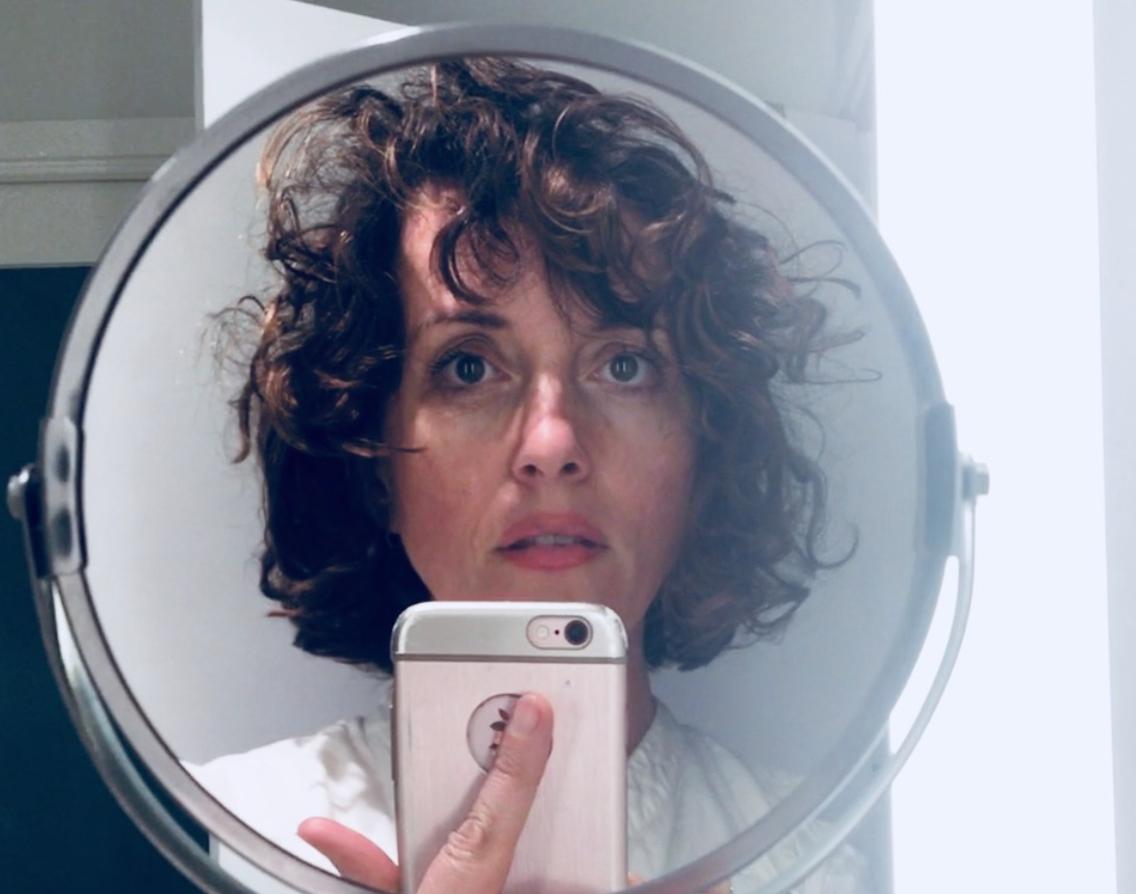 Felicity Fenton Self Portrait
